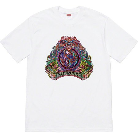 "SUPREME - Camiseta Knot ""White"""