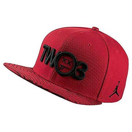 "Nike Air Jordan - Boné TWO 3 ""Red"""
