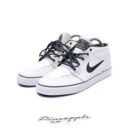 """Nike SB Stefan Janoski Mid """"White/Black"""""""