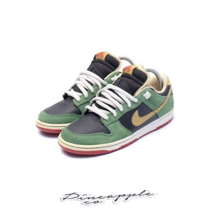 "Nike SB Dunk Low ""Miller High Life"" (2010)"