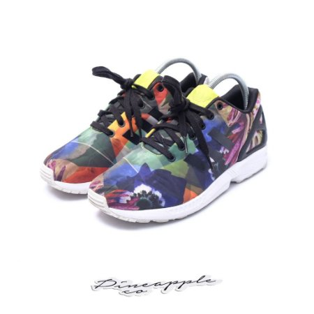 "adidas ZX Flux ""Floral"""