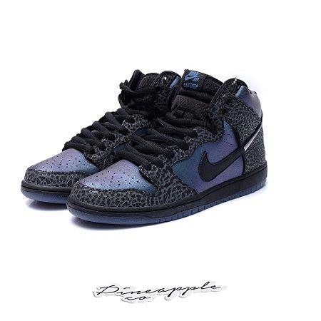 "Nike SB Dunk High x Black Sheep ""Hornet"""
