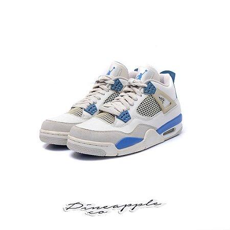 "Nike Air Jordan 4 Retro ""Military Blue"" (2012)"