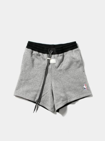 "Nike x Fear of God - Bermuda Reversível ""Grey/White"""