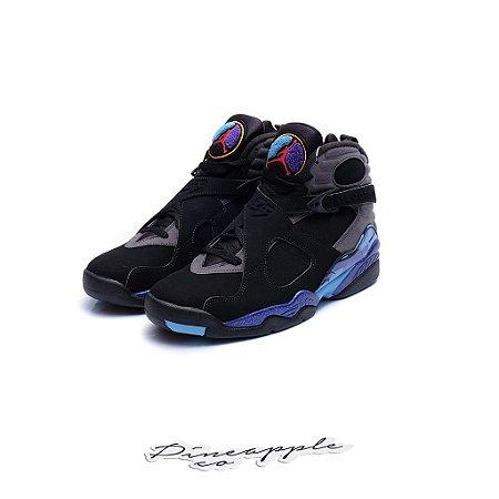 """Nike Air Jordan 8 Retro """"Aqua"""" (2016)"""