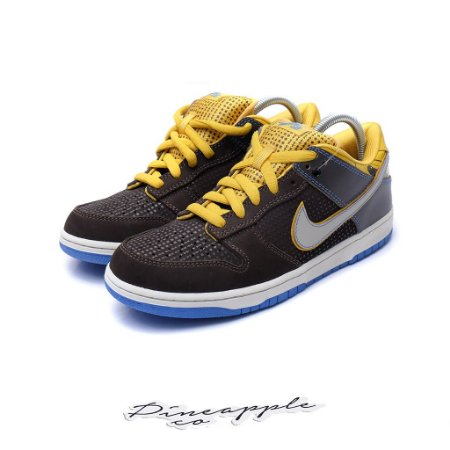 "Nike SB Dunk Low Brazil Custom Series 03 ""Rodrigo Petersen"""