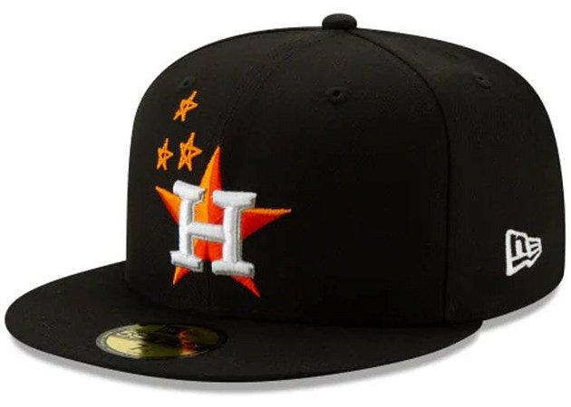 "TRAVIS SCOTT - Boné Houston Astros 59Fifty Fitted ""Black"""