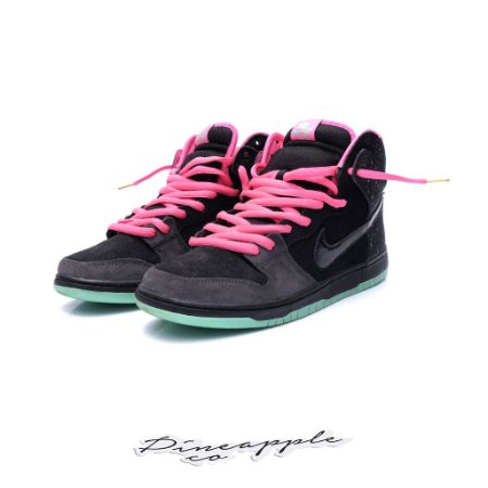 "Nike SB Dunk High x Premier ""Northern Lights"""