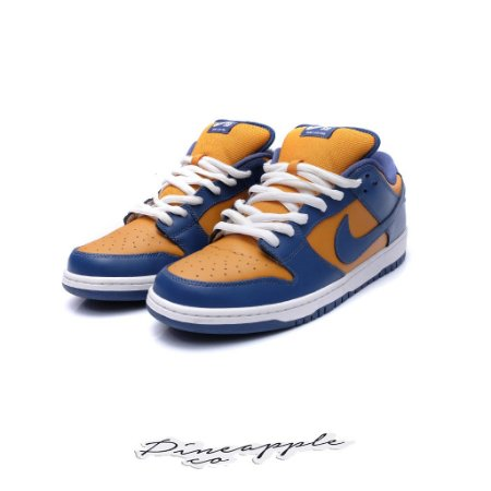 "Nike SB Dunk Low Sunset ""French Blue"""