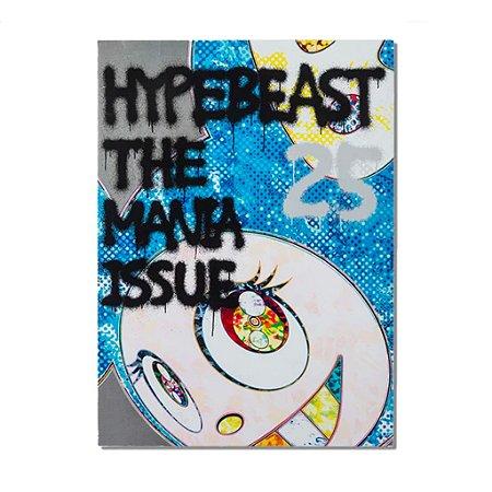 HYPEBEAST - Revista Takashi Murakami Issue 25: The Mania Issue Magazine Blue