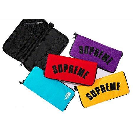 ENCOMENDA - Supreme x The North Face - Carteira Arc Logo