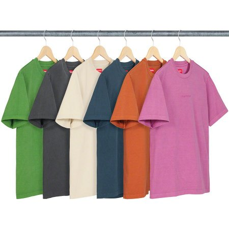 ENCOMENDA -  SUPREME - Camiseta Overdyed