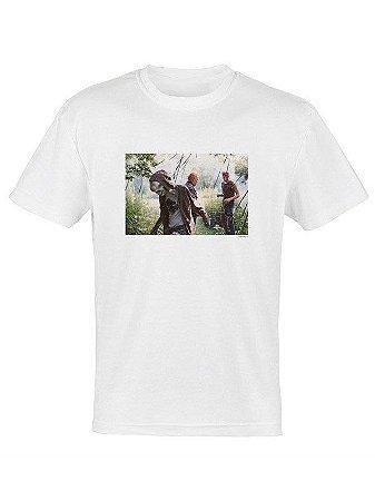 "VIRGIL ABLOH - Camiseta Niall O'Brien ""White"""