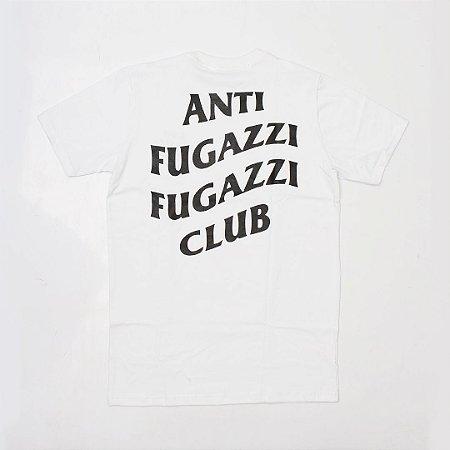 """YEEZY BUSTA - Camiseta Anti Fugazzi Club """"White/Black"""""""