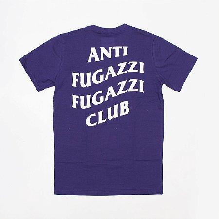 "YEEZY BUSTA - Camiseta Anti Fugazzi Club ""Purple"""