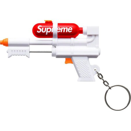 Supreme x Super Soaker-  Chaveiro Watergun 50 Blaster