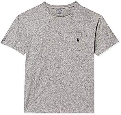 "Polo Ralph Lauren - Camiseta Pocket ""Grey"""