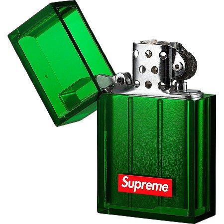"Supreme x Tsubota Pearl - Isqueiro Hard Edge ""Green"""