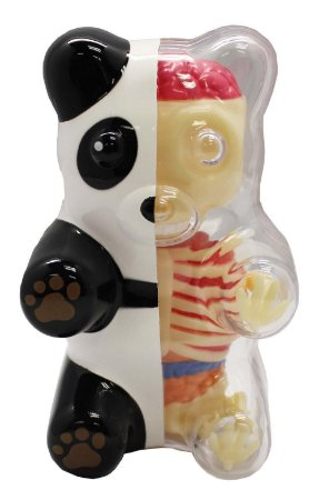 Jason Freeny -  Mini Panda Bear Funny Anatomy