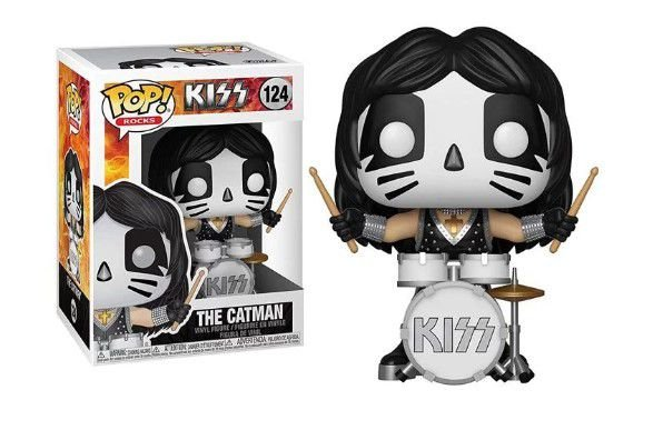 FUNKO POP! - KISS: The Catman #124
