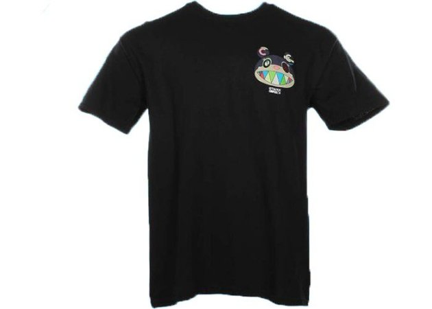 "Takashi Murakami × ComplexCon - Camiseta Eden ""Black"""