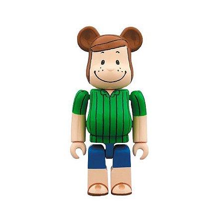 Medicom Toy x Peanuts - Bearbrick 100% Peppermint Patty