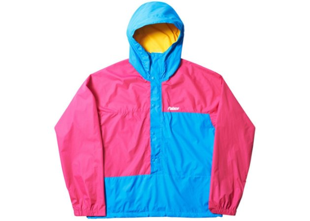"PALACE - Jaqueta Truss ""Pink/Blue"""