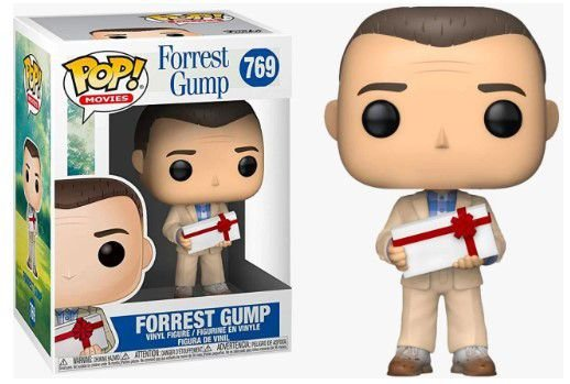 FUNKO POP! - Boneco Forrest Gump (Chocolate) #769