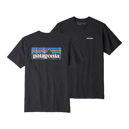 "PATAGONIA - Camiseta Logo Responsibili ""Black"""