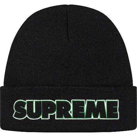 "SUPREME - Touca Outline ""Black"""