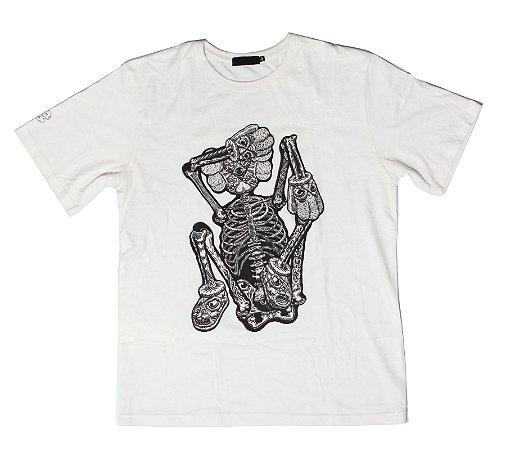 """ORIGINAL FAKE - Camiseta Kaws """"White"""""""