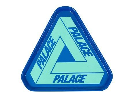 "PALACE - Cinzeiro Tri-Ferg ""Blue/Green """