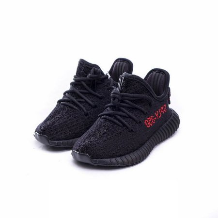 """Adidas Yeezy Boost 350 v2 """"Bred"""" (Infant/GS)"""