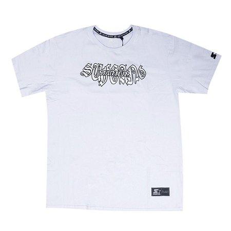 "SUFGANG x Starter - Camiseta Embroidered ""White"""