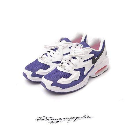 "Nike Air Max 2 Light ""White/Purple/Pink"""