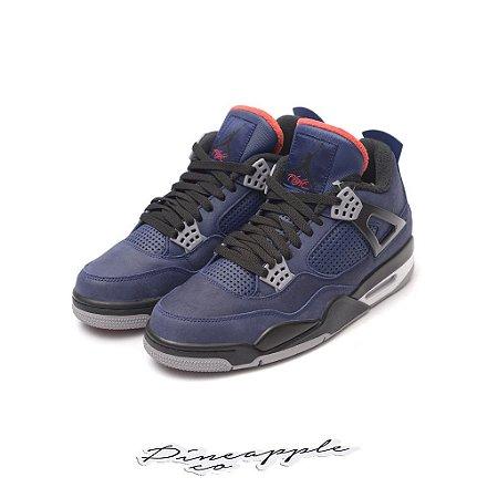 """Nike Air Jordan 4 Retro Winterized """"Loyal Blue"""""""