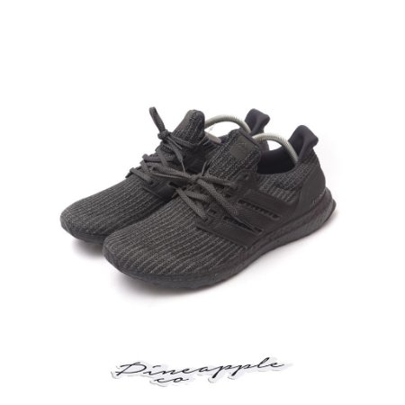 "adidas Ultra Boost 4.0 ""Triple Black"""