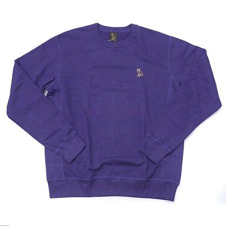 OVO - Moletom Crewneck ''Purple''