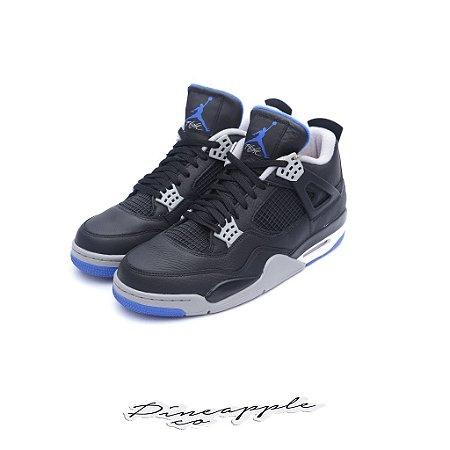 "Nike Air Jordan 4 Retro ""Motorsports Alternate"" -NOVO-"