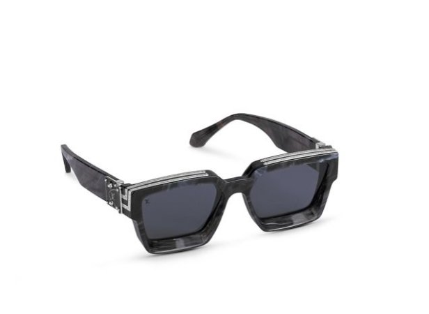 "LOUIS VUITTON - Óculos 1.1 Millionaires ""Grey"""