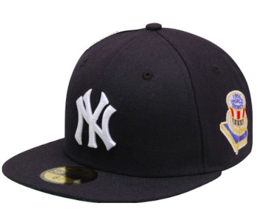 "NEW ERA - Boné New York Yankees 1956 World Series ""Navy"