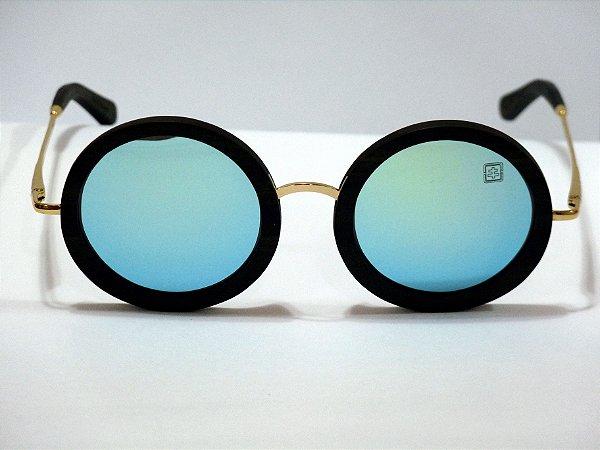 Hippie - Lente Azul Espelhada