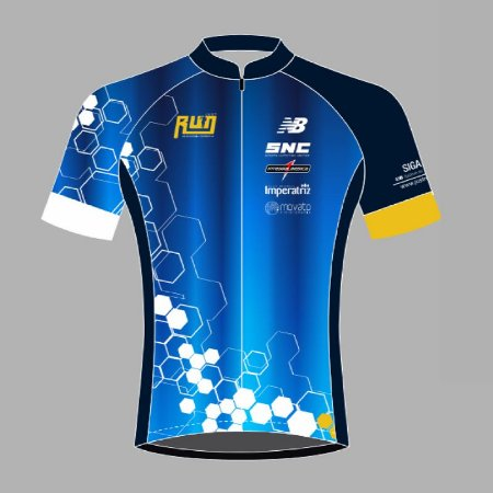 Camisa Ciclismo - JUST RUN