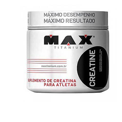 Creatina 150 gr - Max Titanium