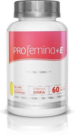 Tensão pré Menstrual Profemina + E 60 Cáps Gel - Ekobé