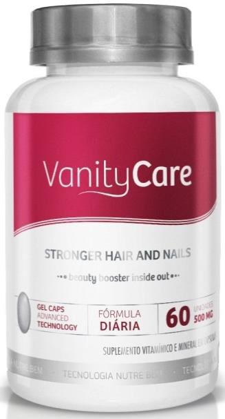 Saúde dos Cabelos Unhas e Pele Vanity Care 60 Cáps- Ekobé