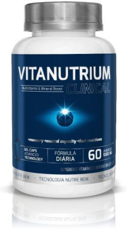 Multivitaminico Completo Vitanutrium Clinical 60 Capsulas- Ekobé
