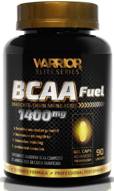 BCAA Fuel 1400 mg 90 Caps - Ekobé