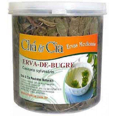 Erva de Bugre- Casearia Sylvestris- Pote 60 grs- Cha e Cia