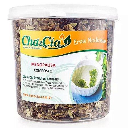 Menopausa- Pote 80 grs - Cha e Cia